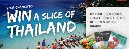 Wina Slice of Thailand - Social Media Campaigning