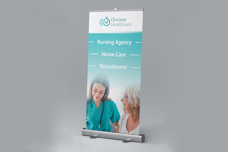 Ontime Healthcare Banner 80