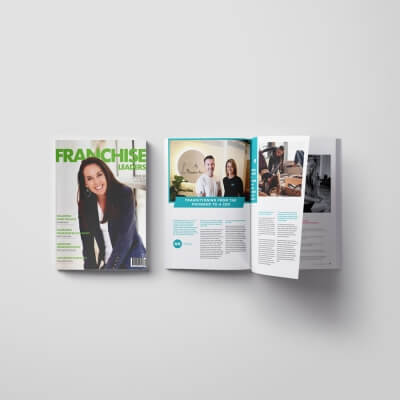 Franchise Leaders Magazine
