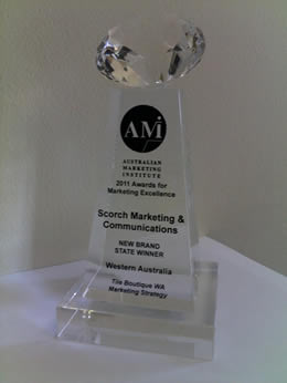 Marketing-Award