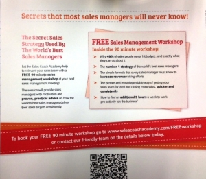 Secrets that most sales managers will never know!