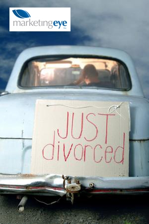 Divorce - it's never easy
