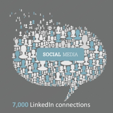 How to connect with 7000 potential clients - B2B marketing