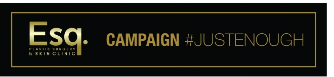 #justenough campaign throws light on the use of cosmetic injectables