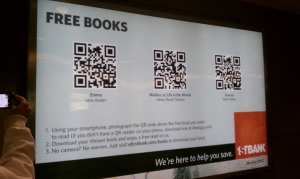 QR Codes - Only Limited By Your Imagination and Target Audience