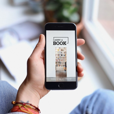 Carry A Book - Book and Reader's App