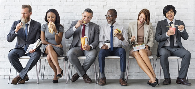 How do you get your employees to be hungry for new clients?