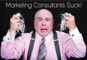 Marketing Consultants Suck!