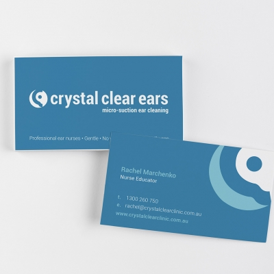 Crystal Clear Ear - Healthcare Marketing