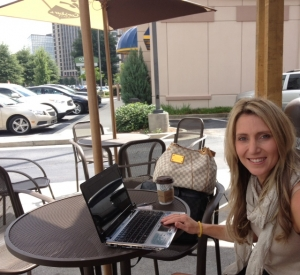 The coffee shop entrepreneur in Atlanta