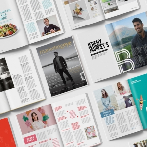 Marketing Eye Magazine - Publishing