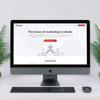 Robotic Marketer